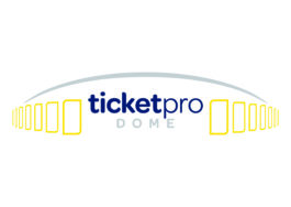 tickepro dome logo