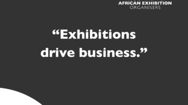 GED EXHIBITIONS DRIVE BUSINESS QUOTE